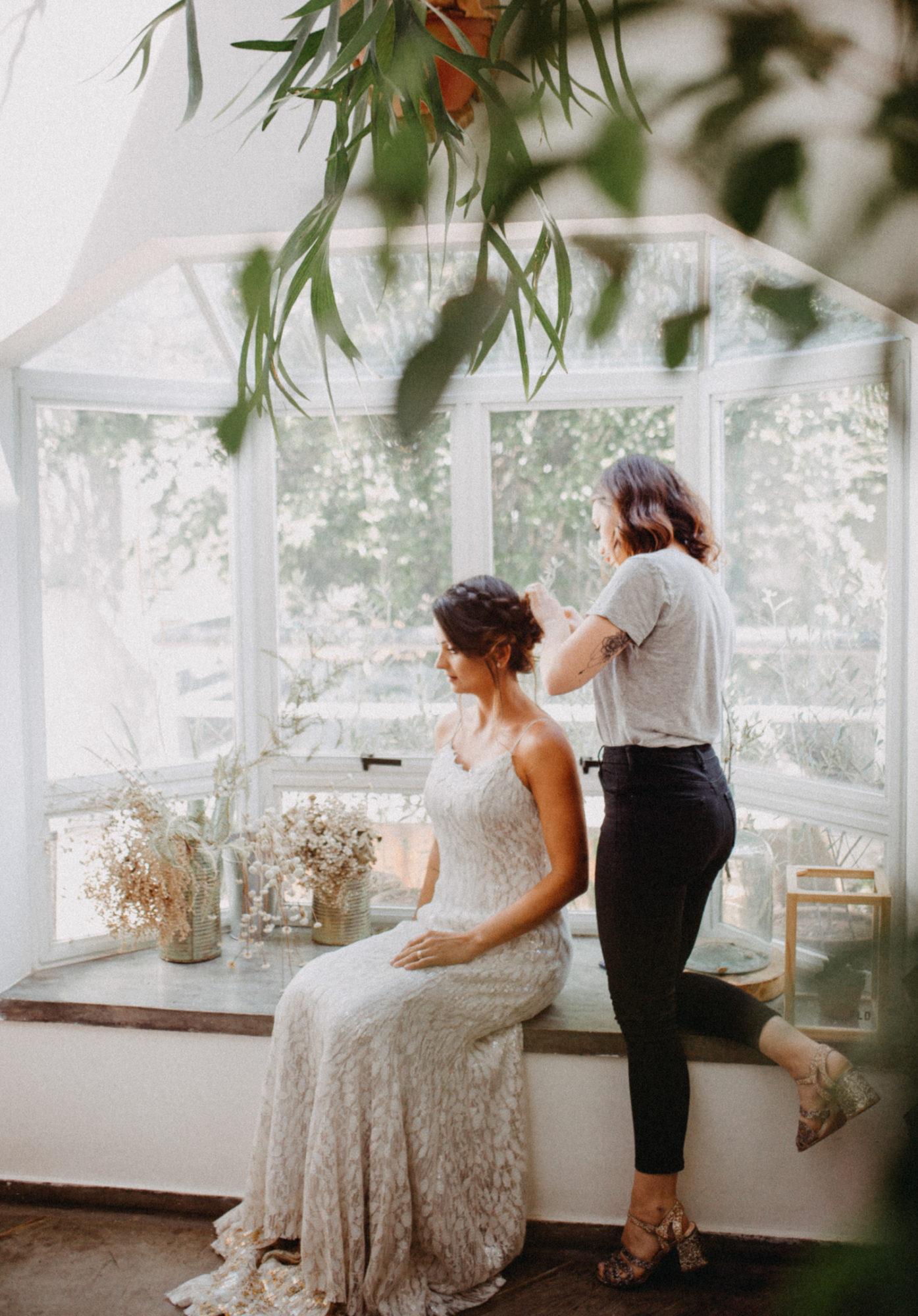 Bride Making of