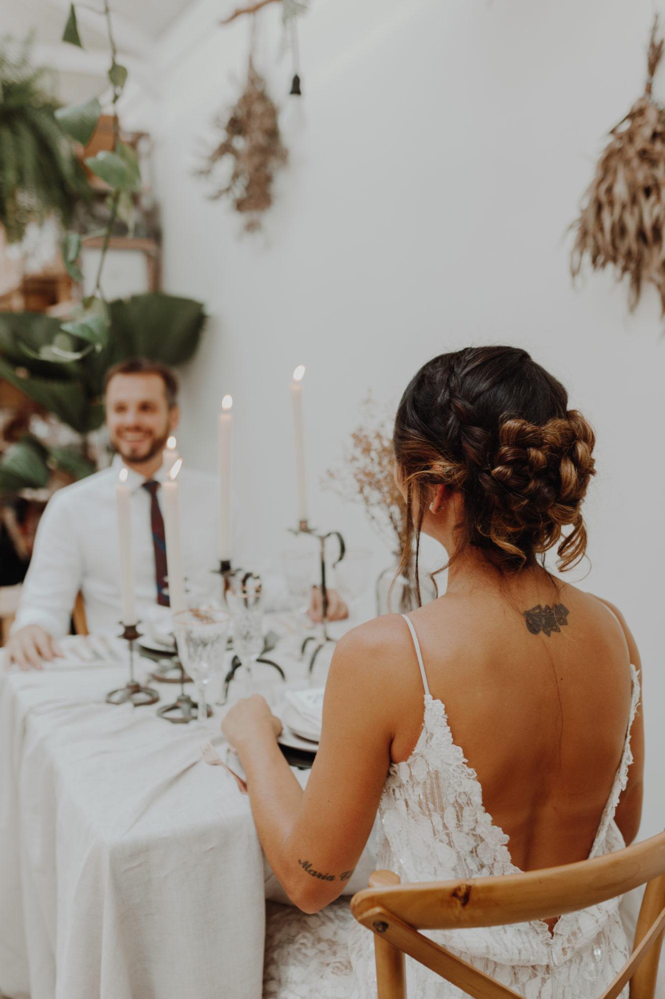 Modern Wedding Editorial