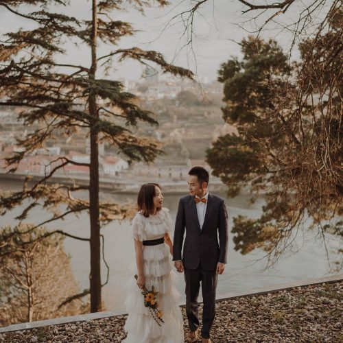 Elopement Wedding in Portugal