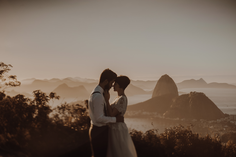 Elopement Wedding in Rio